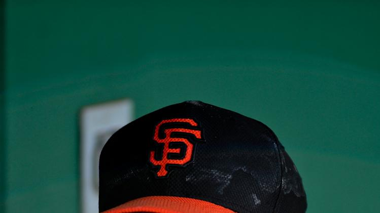 MLB: Spring Training-San Diego Padres at San Francisco Giants