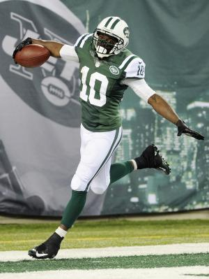 Jets release WR Santonio Holmes after 4 seasons