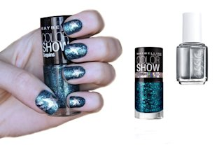 5 Fabulously Festive DIY Nail Designs: Starry, Starry Night