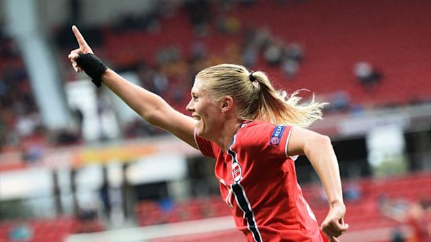 Solveig Gulbrandsen of Norway