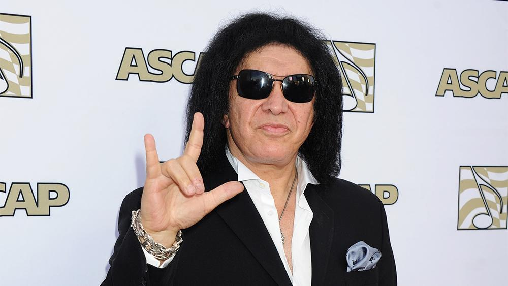 Gene Simmons, WWE Teaming for Horror Movies