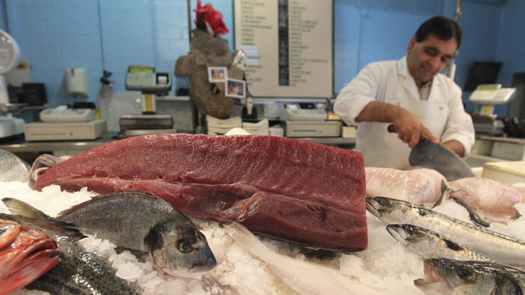 EU ministers back phased-in ban on fish discards