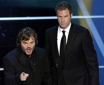 Jack Black and Will Ferrell