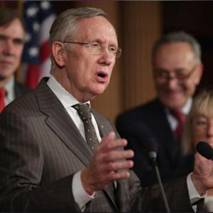 Reid Expected To Have Votes To Lift Senate Blocks To Obama Nominees: Aide