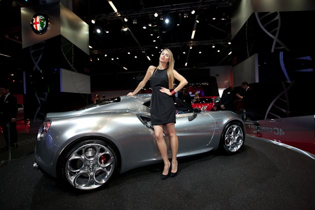 Click the photo above to see the complete 2011 Frankfurt Motor Show image gallery.
