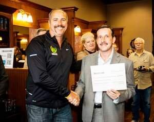 New Roosters Men's Grooming Center Donates to LIVESTRONG