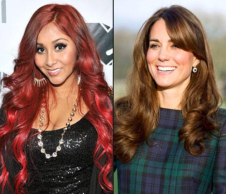 Snooki Gives Pregnant Kate Middleton Parenting Advice