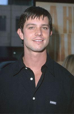 Jason Behr at the Beverly Hills Academy Theater premiere for Dreamworks' Gladiator