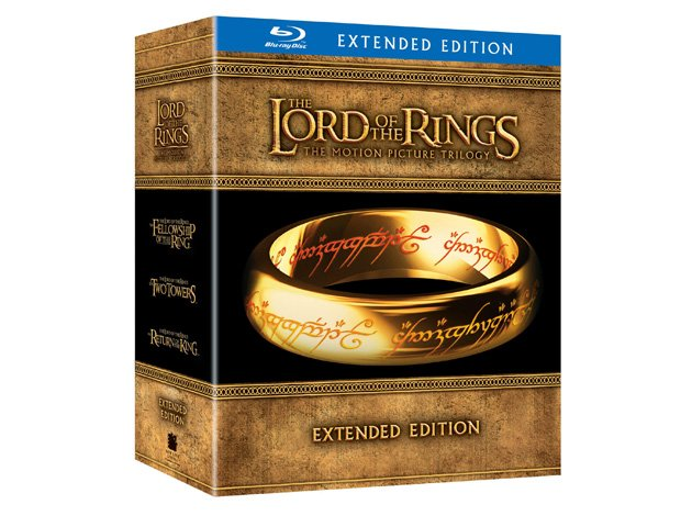 Lord of the Rings: The Motion Picture Trilogy (Extended Editions)