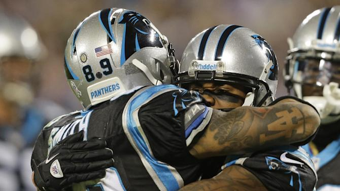 Ted Ginn Jr. rejuvenating NFL career in Carolina