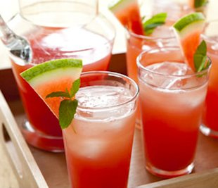 Make Watermelon Lemonade