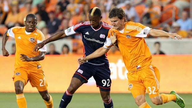 MLS Disciplinary Committee suspends Houston's Bobby Boswell for headbutt vs. New England