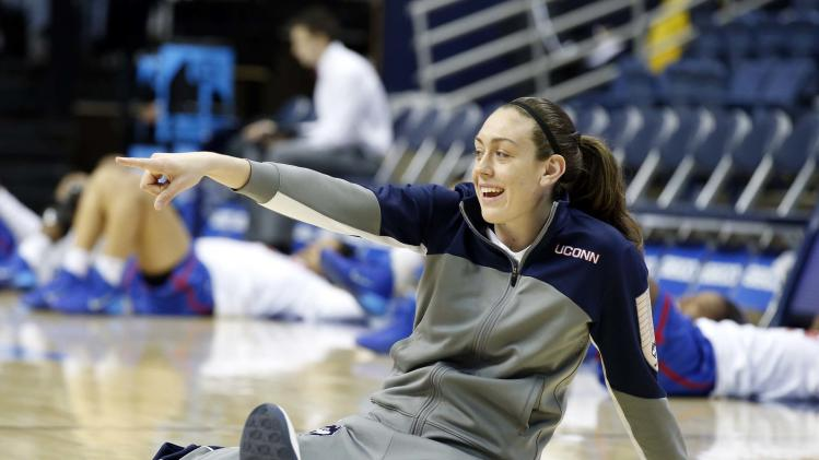 NCAA Womens Basketball: Southern Methodist at Connecticut