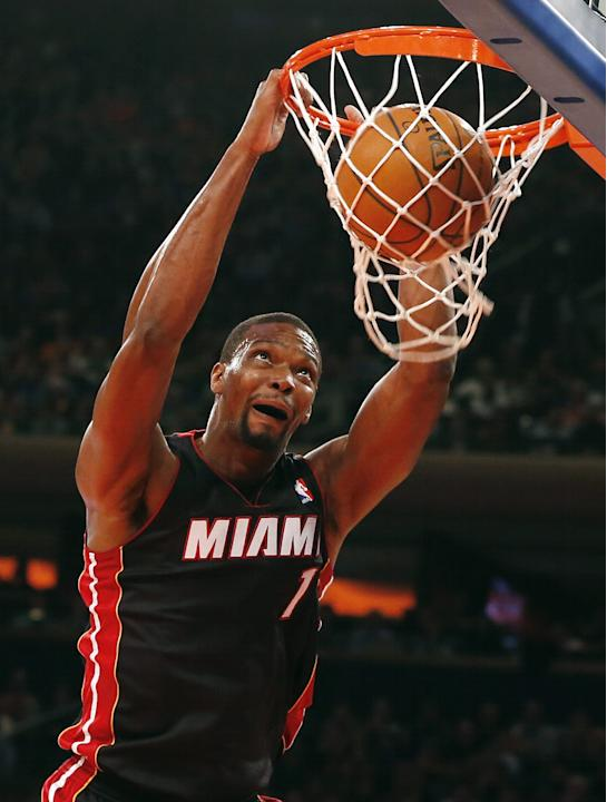 Miami Heat v New York Knicks