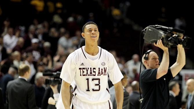 NCAA Basketball: Missouri at Texas A&M