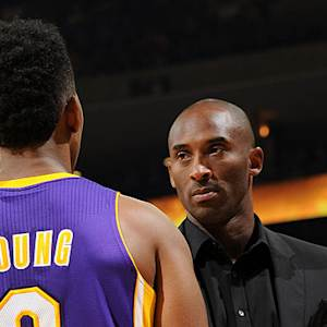 Kobe Bryant picks Iggy Azalea over Nick Young in media day questionnaire