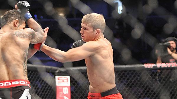 TJ Dillashaw Steps In for Injured Francisco Rivera at UFC on Fox 7