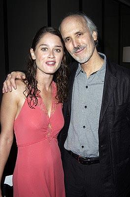 Robin Tunney and Alan Rudolph The Secret Lives of Dentists Toronto Film Festival - 9/9/2002