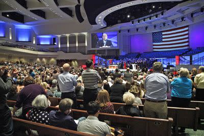 The Southern Baptist Convention rejected violence against abortion providers 20 years ago. Here's why.