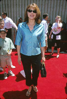 Jane Leeves at the Westwood premiere of 20th Century Fox's Star Wars: Episode I