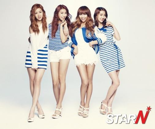 SISTAR tops in Billboard's K-Pop Chart