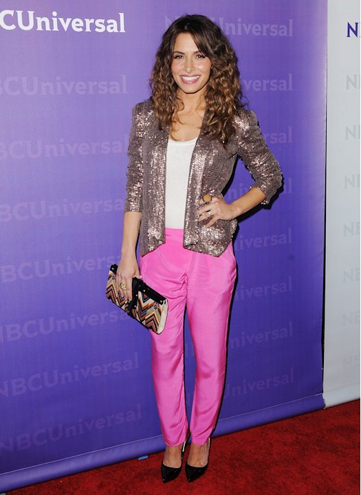 "Sarah Shahi (""Faily Legal"") attends the 2012 NBC Universal Winter TCA All-Star Party at The Athenaeum on January 6, 2012 in Pasadena, California."