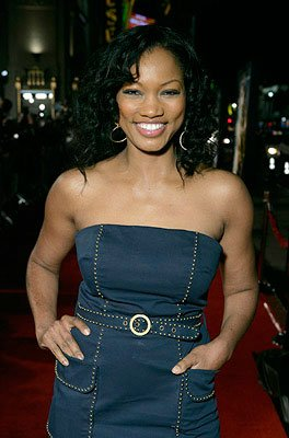 Garcelle Beauvais at the Los Angeles premiere of Warner Bros. Pictures' 10,000 B.C.