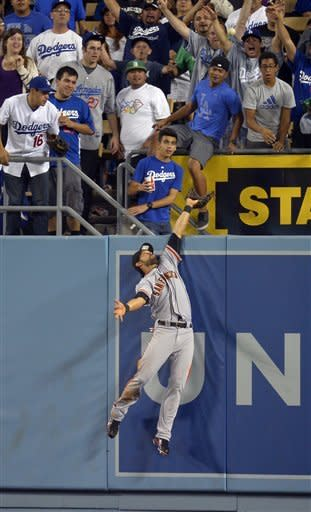 Dodgers eliminated from playoff contention