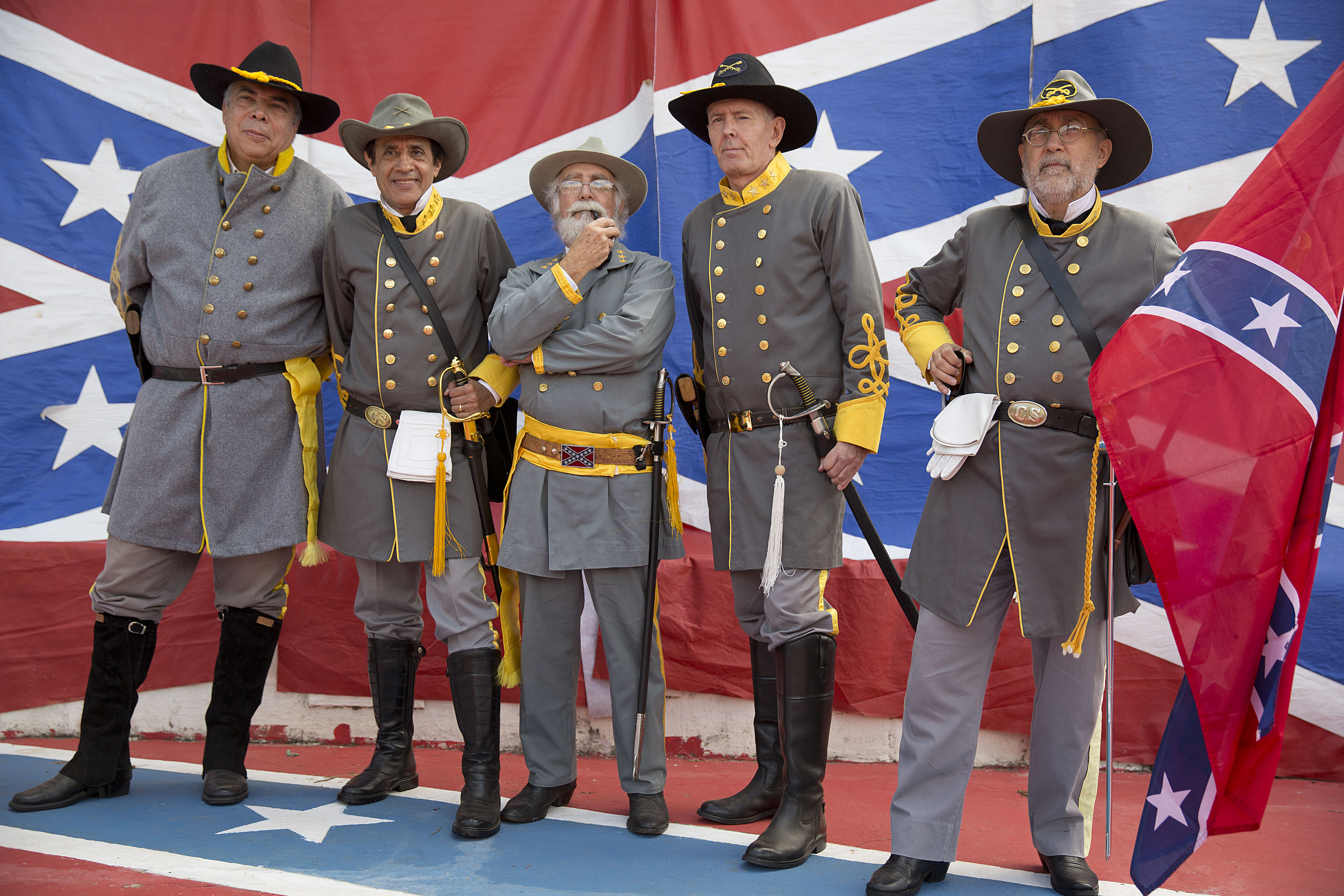 American Civil War commemorated way down south of Dixie