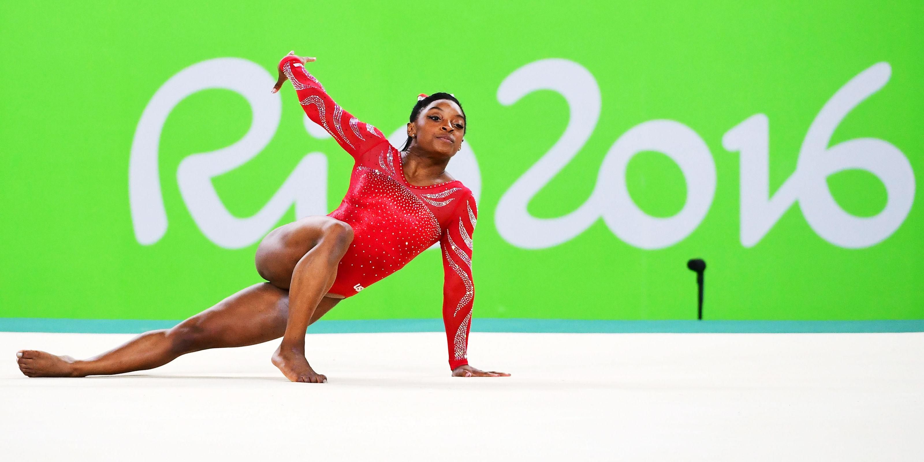 Life in the Olympic Village, According to Simone Biles