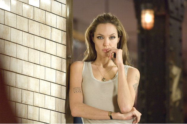 Universal Pictures Wanted 2008 Angelina Jolie