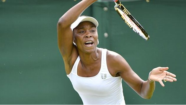 Wimbledon - Women: Venus vows to come back after early loss