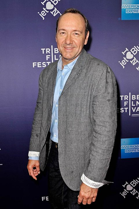 Kevin Spacey Tribeca Film Fes