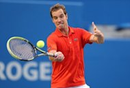 "France's Richard Gasquet during his Rogers Cup final against Serbia's Novak Djokovic on August 12. ""It was a tough match, and against a guy like Djokovic if you are not playing your best you have no chance,"" said Gasquet"