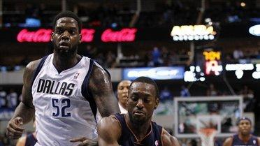 Mavs get boost from Curry in victory over Bobcats