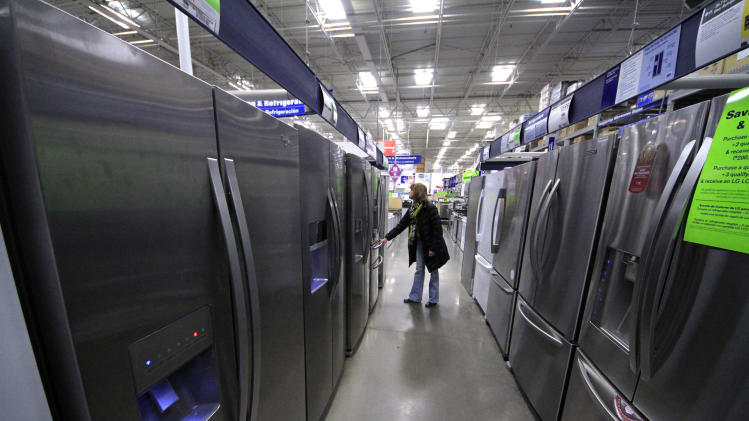 Orders for US durable goods fell 1 percent in Jan.