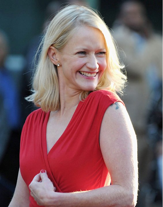 "Paula Malcomson attends FX's ""Sons Of Anarchy"" Season 3 premiere on August 30, 2010, in Hollywood."