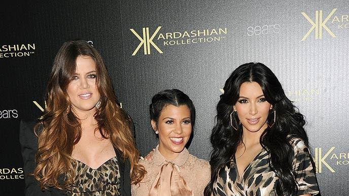 Khloe Kourtney Kim Kardashian Collection