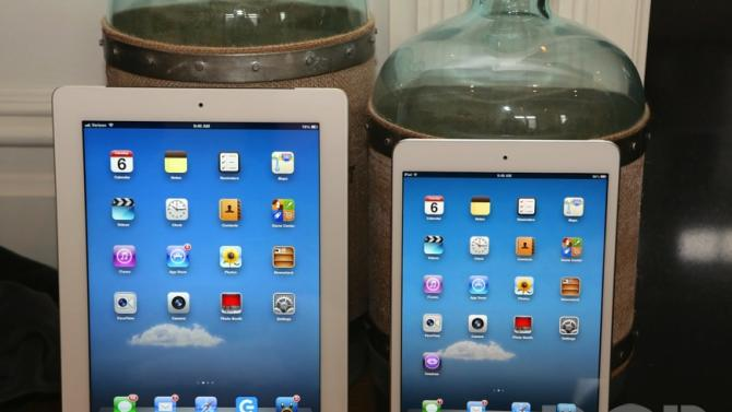 Apple may have just hinted at a big quarter for iPad sales