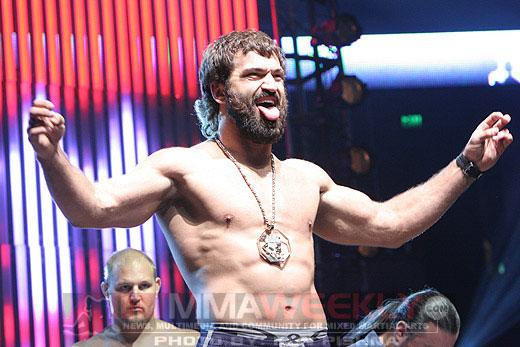 Andrei Arlovski Steps into WSOF 5 Main Event with Anthony Johnson Injured