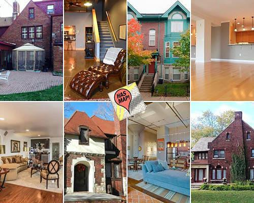 The 10 Best Homes $500,000 Can Buy You in Detroit