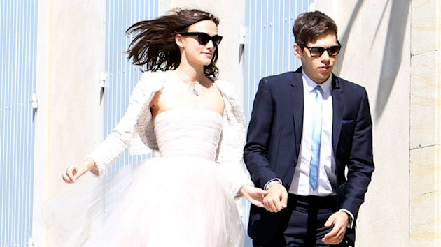 Keira Knightley Marries James Righton (ABC News)