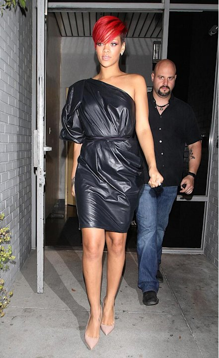 Rihanna Out InLA