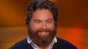 Zach Galifianakis: 'I Was In The Best Mood' While Working On 'Puss In Boots' -- Access Hollywood