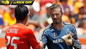 Kick Off: As Beckham bids farewell, focus turns to MLS Cup matchup