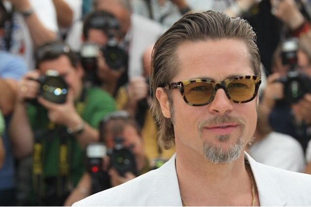 American actor Brad Pitt will introduce his first furniture line mid-November