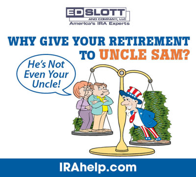 Ed Slott's 2014 #Retirement Decisions Guide is now available at www.IRAHelp.com. #NotYourUncleSam