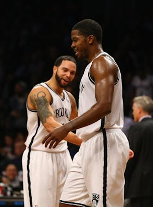 Johnson makes 10 3-pointers, Nets top 76ers 130-94