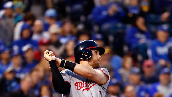 Bryce Harper's Under Armour Deal Is the Biggest Ever for a MLB Player