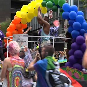 SF Pride March Celebrates Supreme Court Ruling